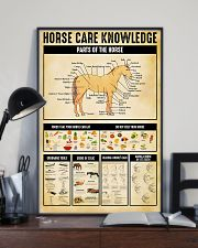 Horse Girl Horse Care Knowledge 11x17 Poster lifestyle-poster-2