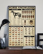 Farmer Horse Knowledge 11x17 Poster lifestyle-poster-2