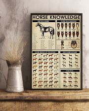 Farmer Horse Knowledge 11x17 Poster lifestyle-poster-3