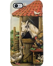 Farmer Cute Animals Phone Case i-phone-7-case