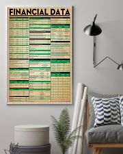 Accountant Financial Data 11x17 Poster lifestyle-poster-1