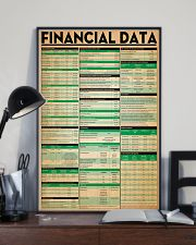 Accountant Financial Data 11x17 Poster lifestyle-poster-2