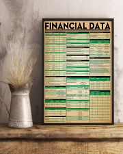 Accountant Financial Data 11x17 Poster lifestyle-poster-3