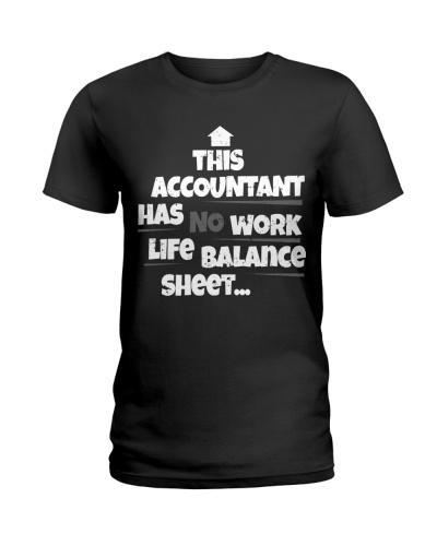 This Accountant Has No Work Life Balance Sheet