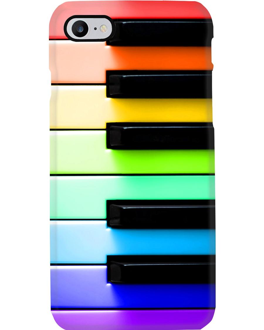 Pianist color keys Phone Case