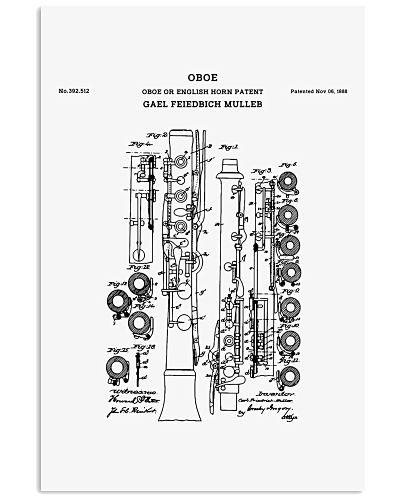 Oboe - English horn partern
