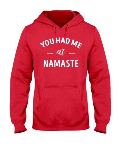 Yoga - You had me at namaste