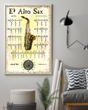 Saxophone Alto Sax 11x17 Poster lifestyle-poster-1