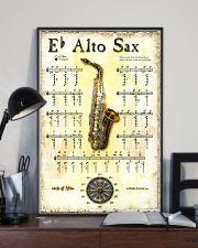 Saxophone Alto Sax 11x17 Poster lifestyle-poster-2