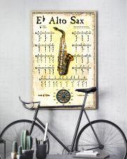 Saxophone Alto Sax 11x17 Poster lifestyle-poster-7