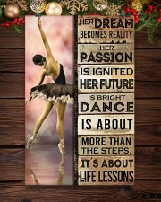 Ballet Her Dream Becomes Reality  11x17 Poster aos-poster-portrait-11x17-lifestyle-22