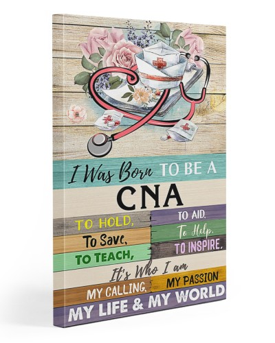 I Was Born To Be A CNA