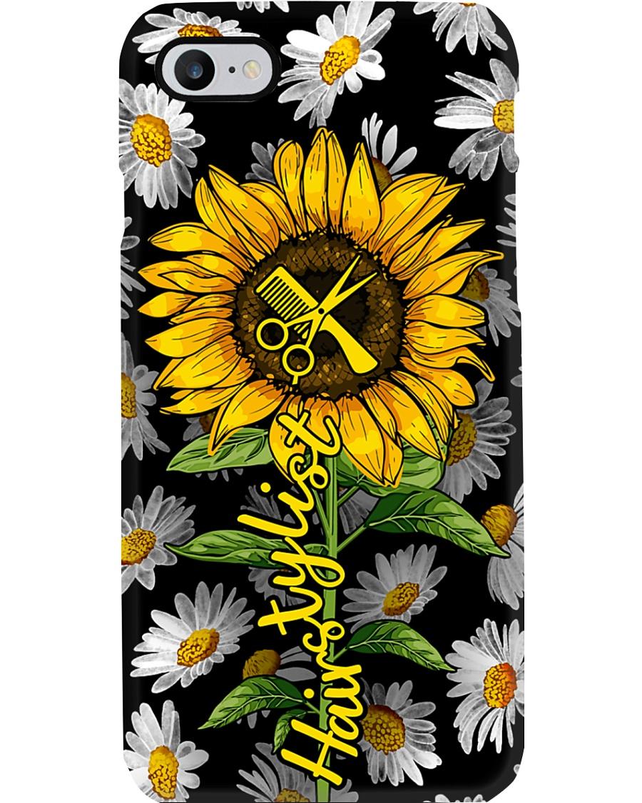 Hairdresser Daisy Sunflower Phone Case