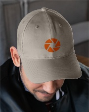 Photographer Camera Len Item Embroidered Hat garment-embroidery-hat-lifestyle-02