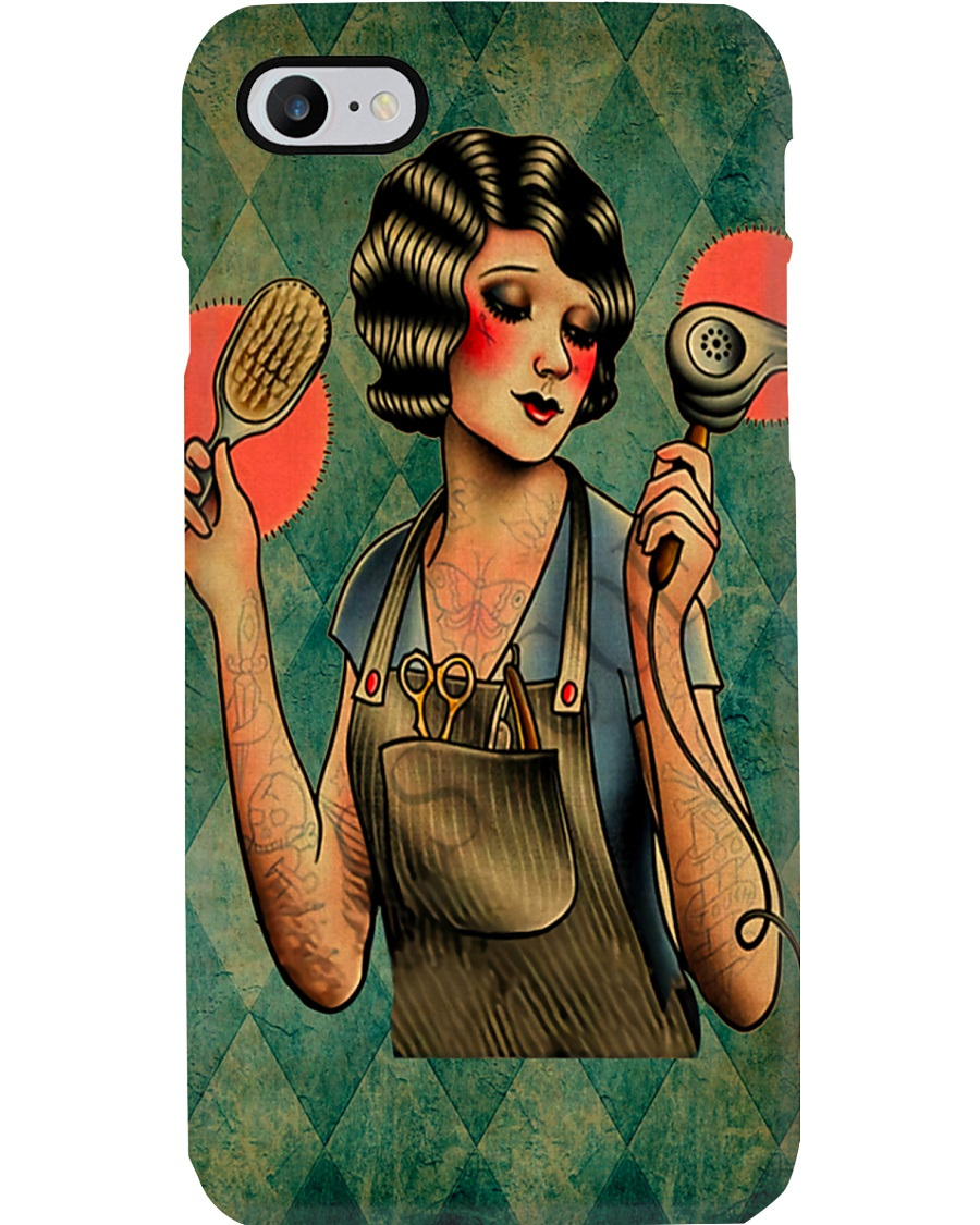 Hairdresser Girl Loves Making Other Awesome Phone Case
