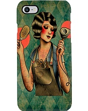 Hairdresser Girl Loves Making Other Awesome Phone Case i-phone-7-case