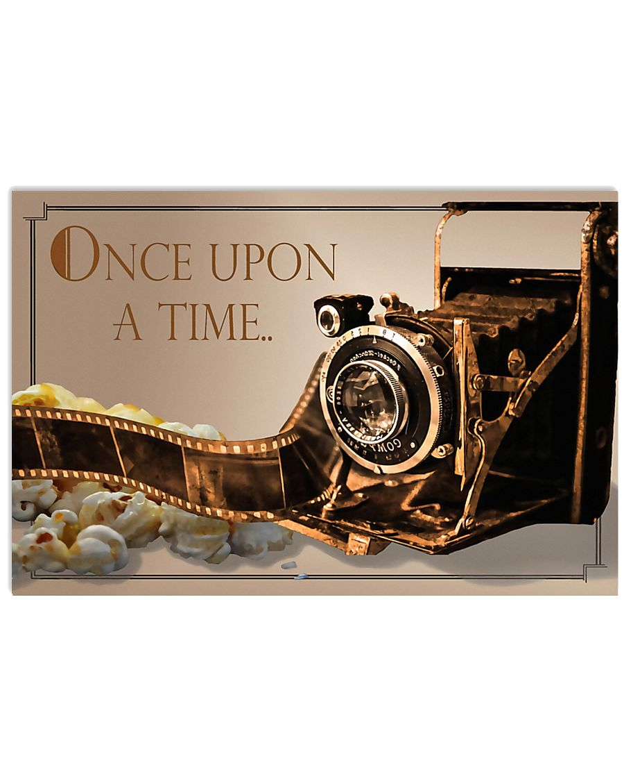 Photographer Once Upon A time  17x11 Poster
