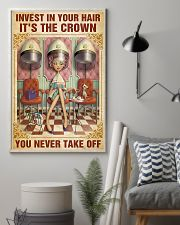 Hairdresser Crown You Never Take Off 11x17 Poster lifestyle-poster-1