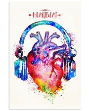 Cardiologist Heartbeat  11x17 Poster front