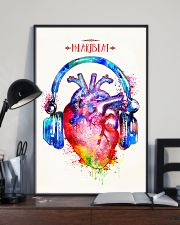 Cardiologist Heartbeat  11x17 Poster lifestyle-poster-2