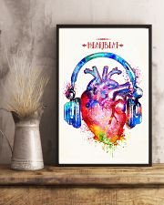 Cardiologist Heartbeat  11x17 Poster lifestyle-poster-3