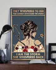 Paramedic I Am The Storm 11x17 Poster lifestyle-poster-2
