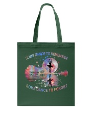 Ballet - Some dance to remember  Tote Bag thumbnail