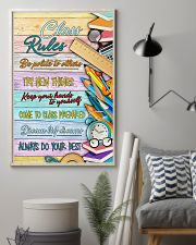 Teachers Class Rules  11x17 Poster lifestyle-poster-1