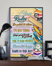 Teachers Class Rules  11x17 Poster lifestyle-poster-2