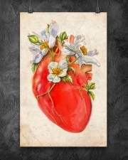 Cardiologist Beautiful Heart 11x17 Poster aos-poster-portrait-11x17-lifestyle-12