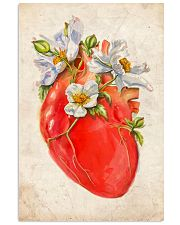 Cardiologist Beautiful Heart 11x17 Poster front