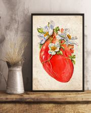 Cardiologist Beautiful Heart 11x17 Poster lifestyle-poster-3