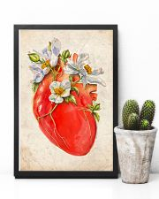 Cardiologist Beautiful Heart 11x17 Poster lifestyle-poster-8