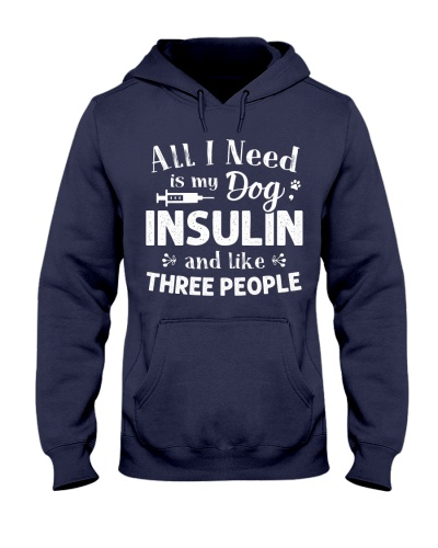 Diabetes I Need Is My Dog Insulin And Three People