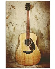 Acoustic Guitar  11x17 Poster front