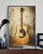 Acoustic Guitar  11x17 Poster lifestyle-poster-2