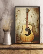 Acoustic Guitar  11x17 Poster lifestyle-poster-3