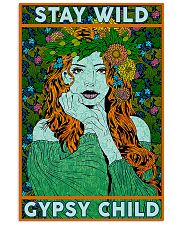 Redhead Girl - Stay Wild Gypsy Child 11x17 Poster front