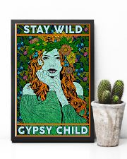 Redhead Girl - Stay Wild Gypsy Child 11x17 Poster lifestyle-poster-8
