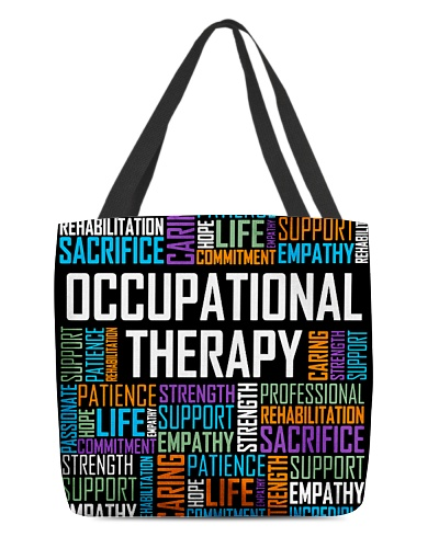 Occupational Therapy Words Arrangement