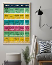 Social Worker 30 Day Self-Care Challenge  11x17 Poster lifestyle-poster-1