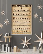 Hatha Yoga Asana Sequence 11x17 Poster lifestyle-holiday-poster-1