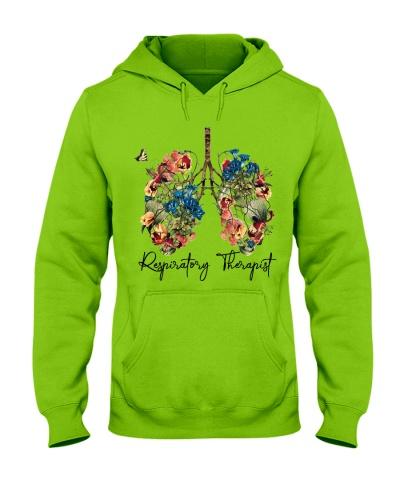 Respiratory Therapist Flowery Lungs