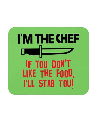 I'm the Chef apron