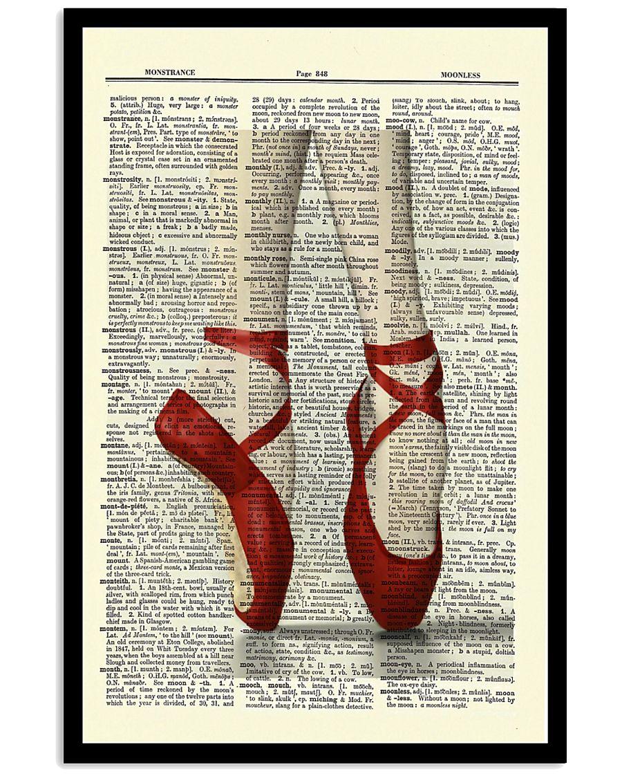 Ballet Gift 11x17 Poster