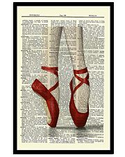 Ballet Gift 11x17 Poster front