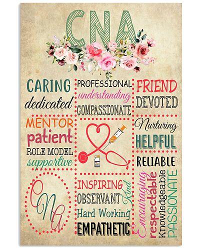 Characteristics Of CNA
