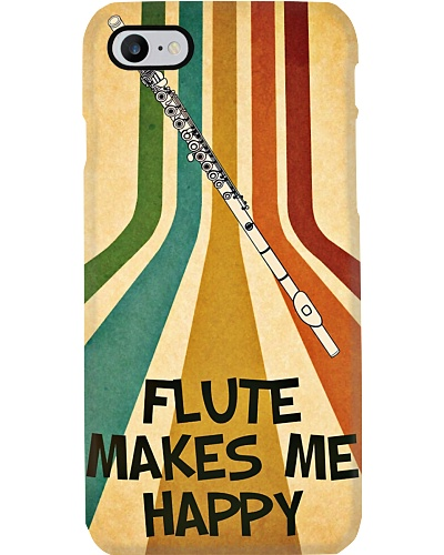 Flute Makes Me Happy