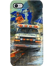Paramedic Overcome Every Difficulties Phone Case i-phone-7-case