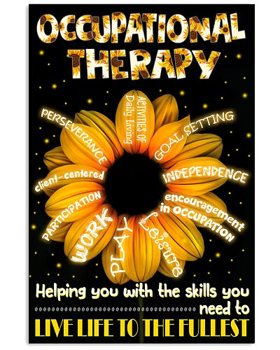 Occupational Therapist Helping You With The Skills